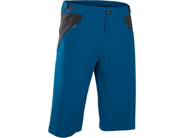 ION Traze AMP Bike Shorts Long Herren ocean blue